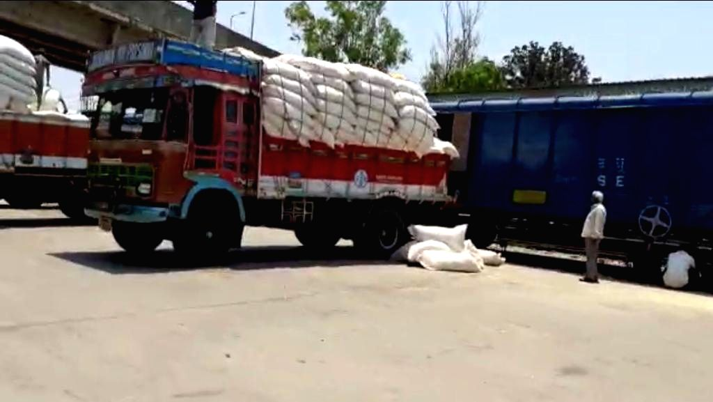 The South Western Railway (SWR) zone has shipped 14 wagons full fodder and husk (Bhoosa) to Ranoli, Gujarat to feed cattle, amid Covid lockdown, an official said on Thursday.
