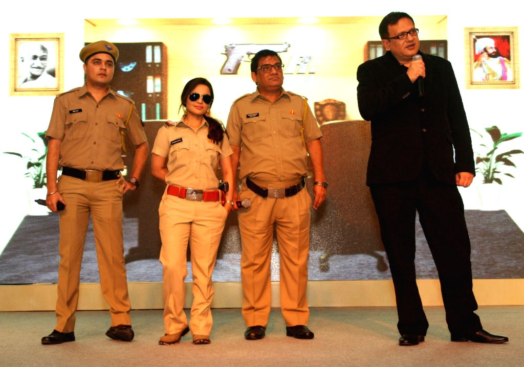 The star cast of SAB TV's serial