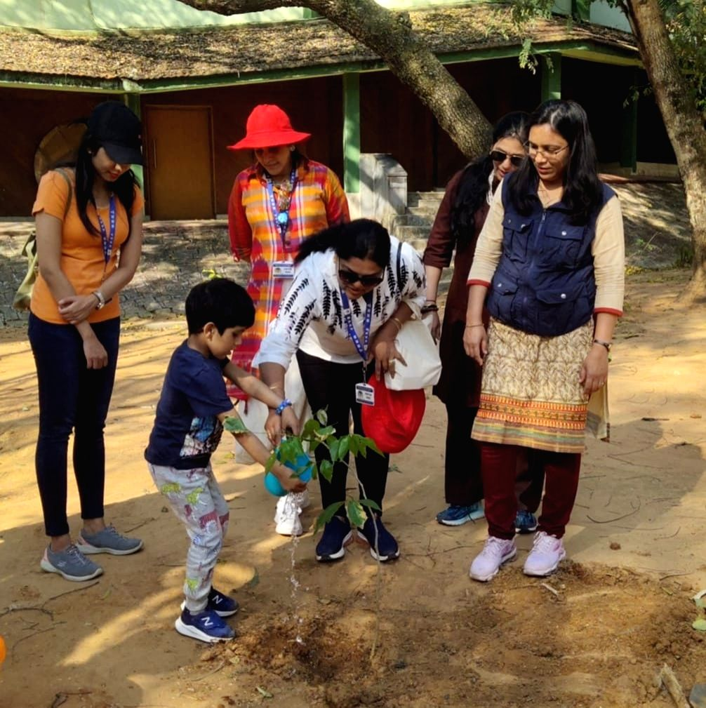 The state-run Bannerghatta Biological Park (BBP) in this tech city celebrated 'World Wildlife Day' by planting saplings of native trees across the sprawling zoo in the southern suburb, an official ...