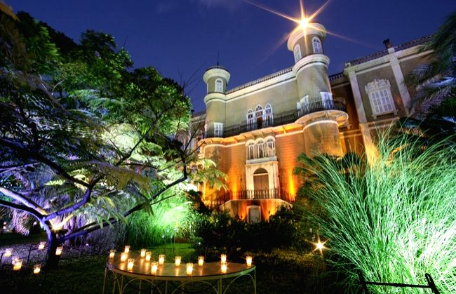 The Sursock Palace in Beirut. credit: http://www.sursockpalace.com/