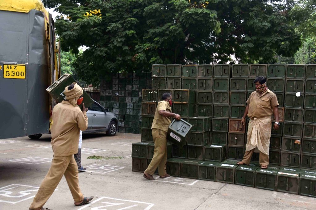 The Telangana State Election Commission (SEC) had announced that the Greater Hyderabad Municipal Corporation (GHMC) elections will be conducted with ballot boxes and ballot paper and not ...