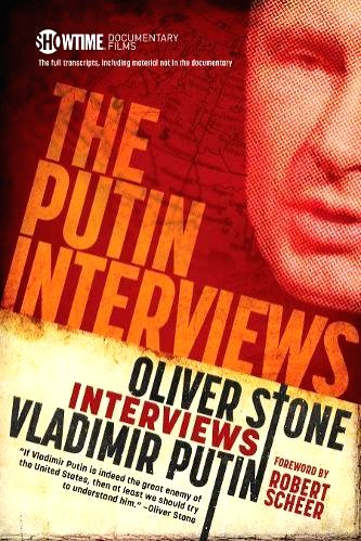 The transcripts of US filmmaker's Oliver Stone wide-ranging and candid interview with Russian President Vladimir Putin between 2015 and 2017 for his acclaimed documentary
