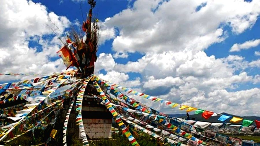 The unfolding tragedy of Tibet.(photo:pixabay.com)