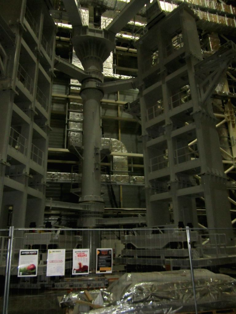 The upcoming International Thermonuclear Experimental Reactor (ITER), the world's largest fusion reaction research facility in Saint-Paul-les-Durance, some 35 km north of Aix-en-Provence in ...