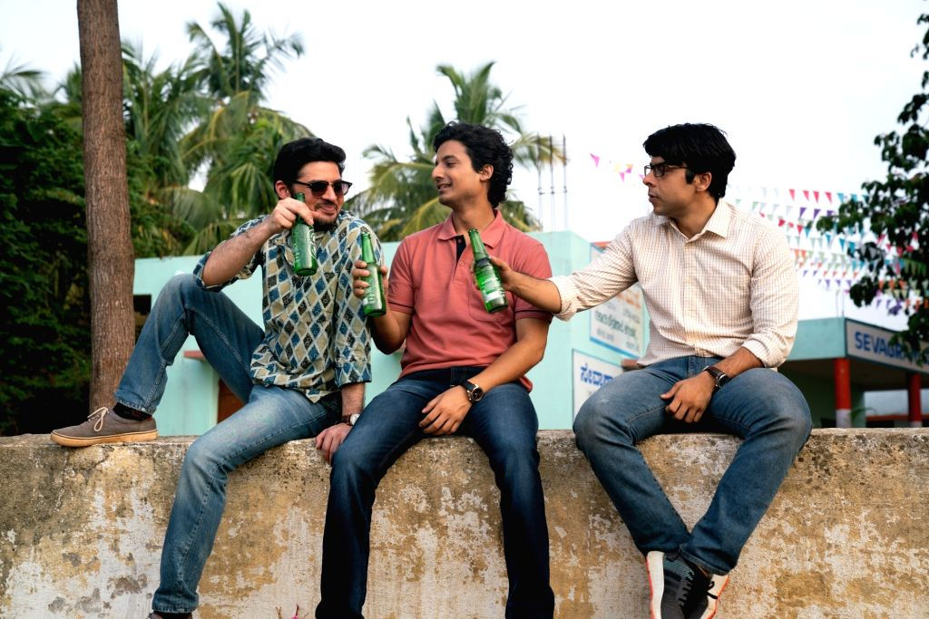 """The upcoming Netflix release """"Upstarts"""" is the first Indian film to capture the startup mania sweeping the country. The film's director Udai Singh Pawar says the audience will get to ... - Udai Singh Pawar"""