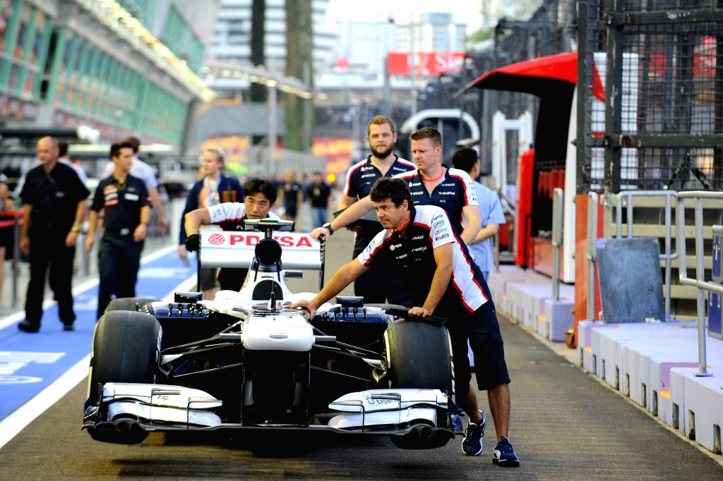 The Williams Formula 1 team are up for sale after posting a 13 million pound loss last year. The development is a marked shift in the history of the team's policy with principle Frank Williams always adamant on maintaining control throughout its hist
