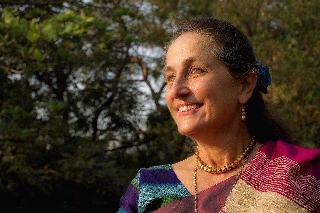 Theatre person Sanjna Kapoor. - Sanjna Kapoor