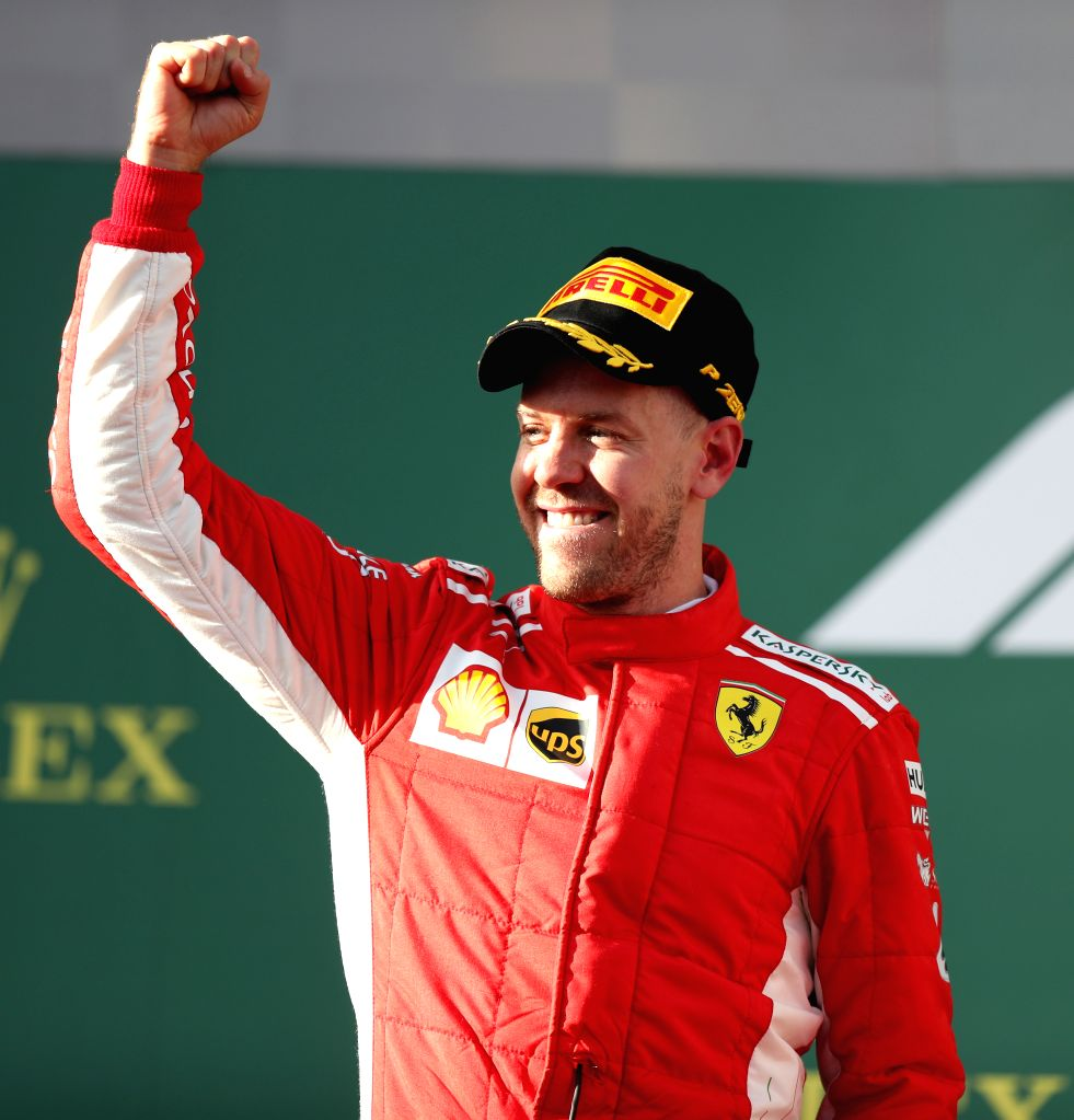 There was 'no offer on the table' from Ferrari, says Vettel