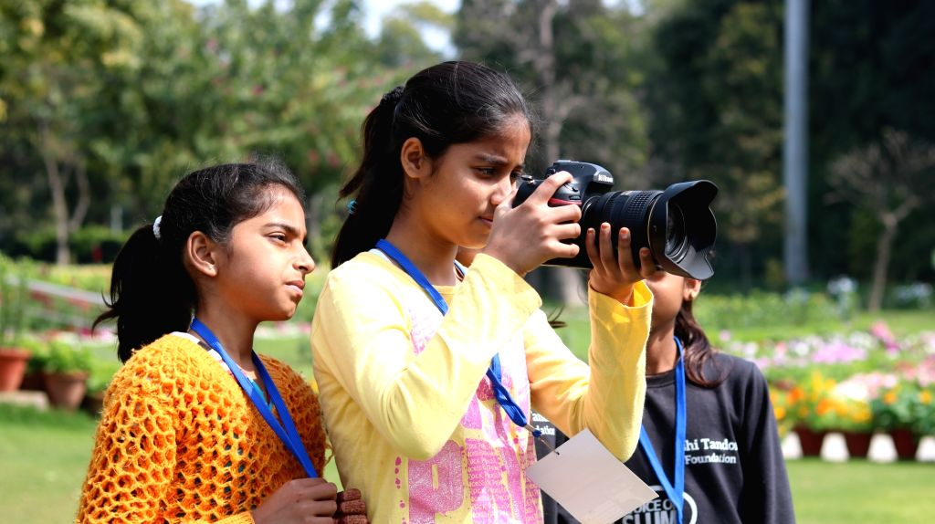 These girls from under-privileged background captured on camera and translated on screen what freedom meant to them.