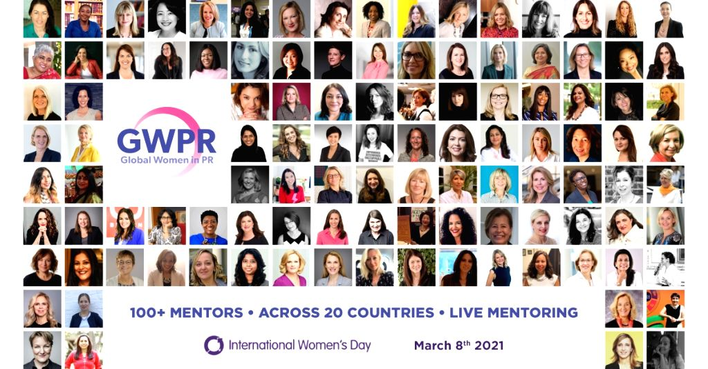 These women will be in front of the whole world for 24 hours on March 8,