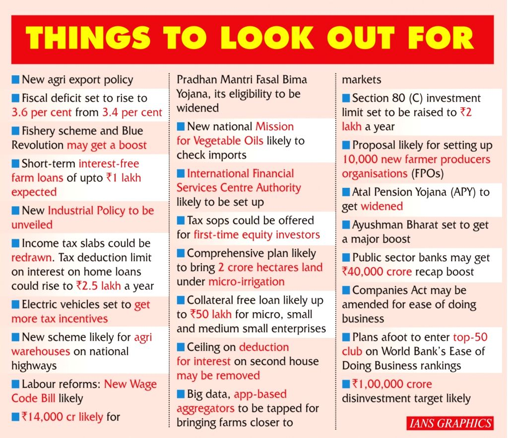 Things To Look Out For  (IANS Infographics)