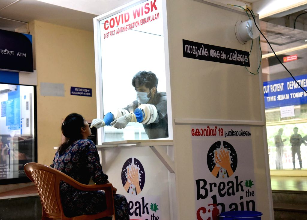 Thiruvananthapuram, April 12 (IANS) Kerala Health Minister K.K. Shailaja on Sunday informed that there were two new coronavirus positive cases in the state, taking the total number presently under treatment to 194. - K.