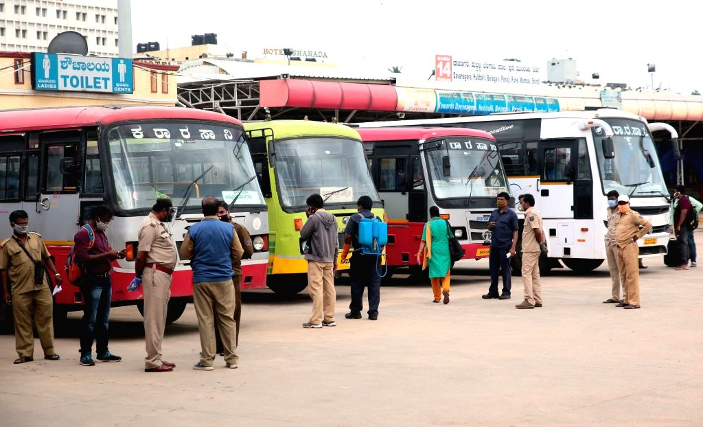 Thiruvananthapuram, July 31 (IANS) Even as owners of 9,000 private buses have decided to stay put, 206 state-owned KSRTC buses will resume services on long-distance routes from Saturday within the state, the first since the national lockdown came int