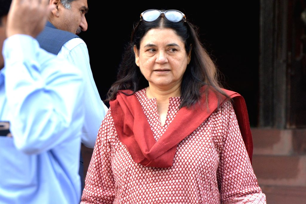 Thiruvananthapuram, June 5 (IANS) The Malappuram Police on Friday registered a case under Section 153 of the IPC against former Union Minister and BJP leader Maneka Gandhi for her 'communal' remark on the killing of a pregnant cow elephant near the e - Maneka Gandhi