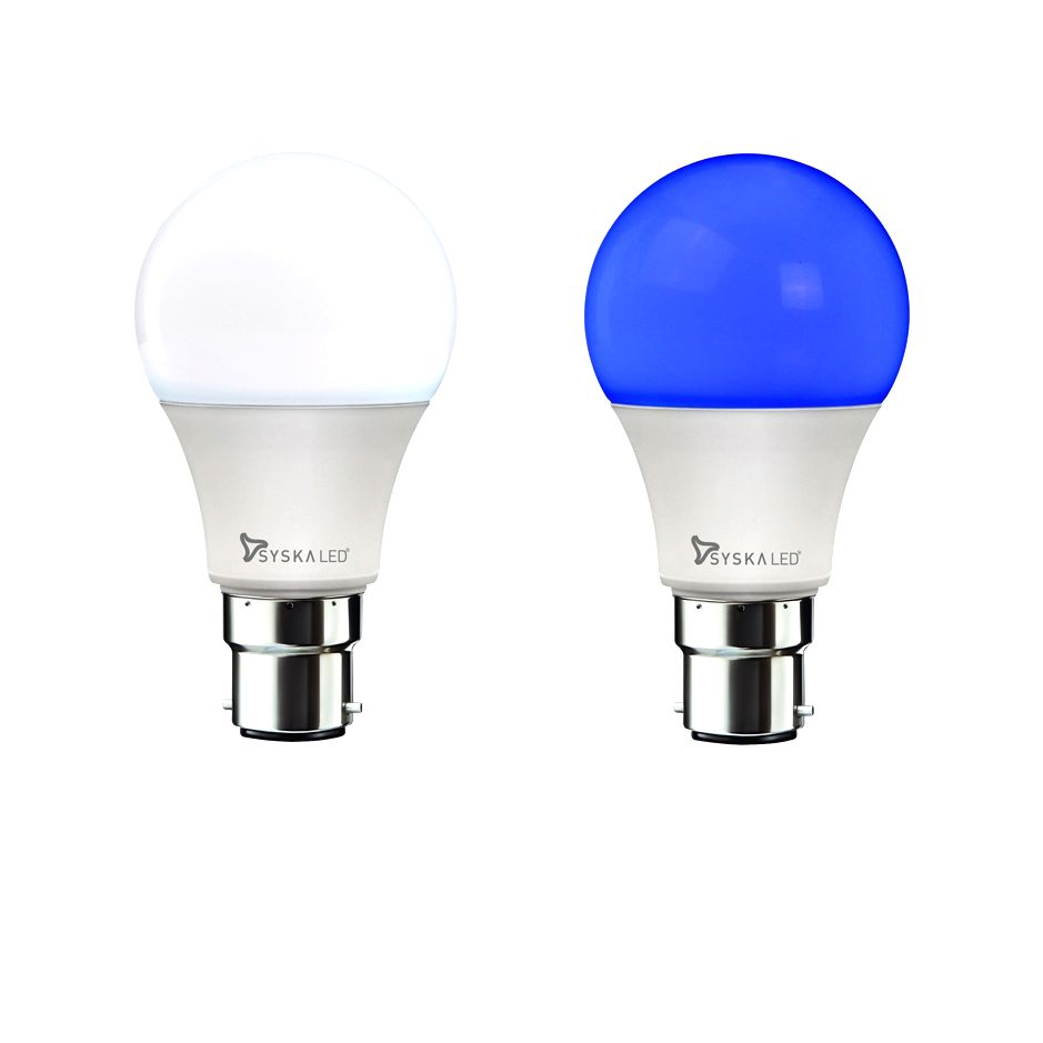 This LED bulb can kill bacteria in your house.