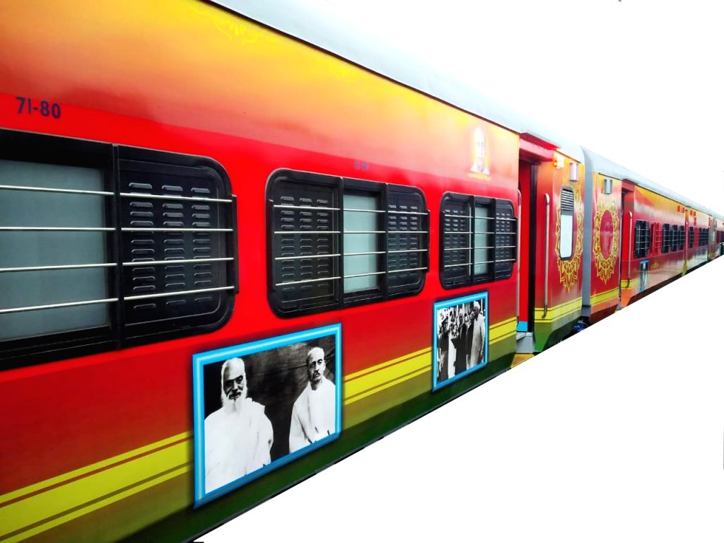 This time on the occasion of the birth anniversary of Sardar Vallabhai Patel, who played an important role in the integration of the nation, the Railways is preparing to take his biography and his ... - Sardar Vallabhai Patel