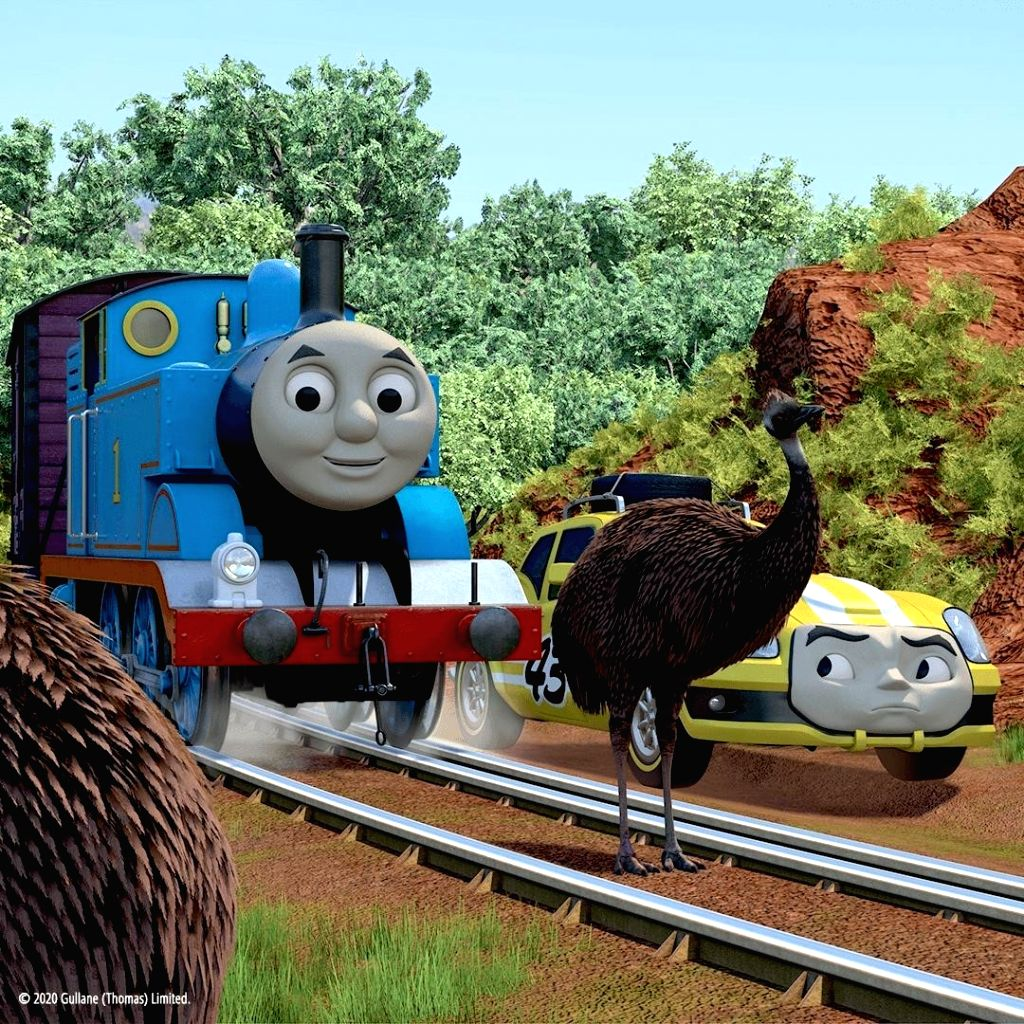 Thomas & Friends' film in pipeline