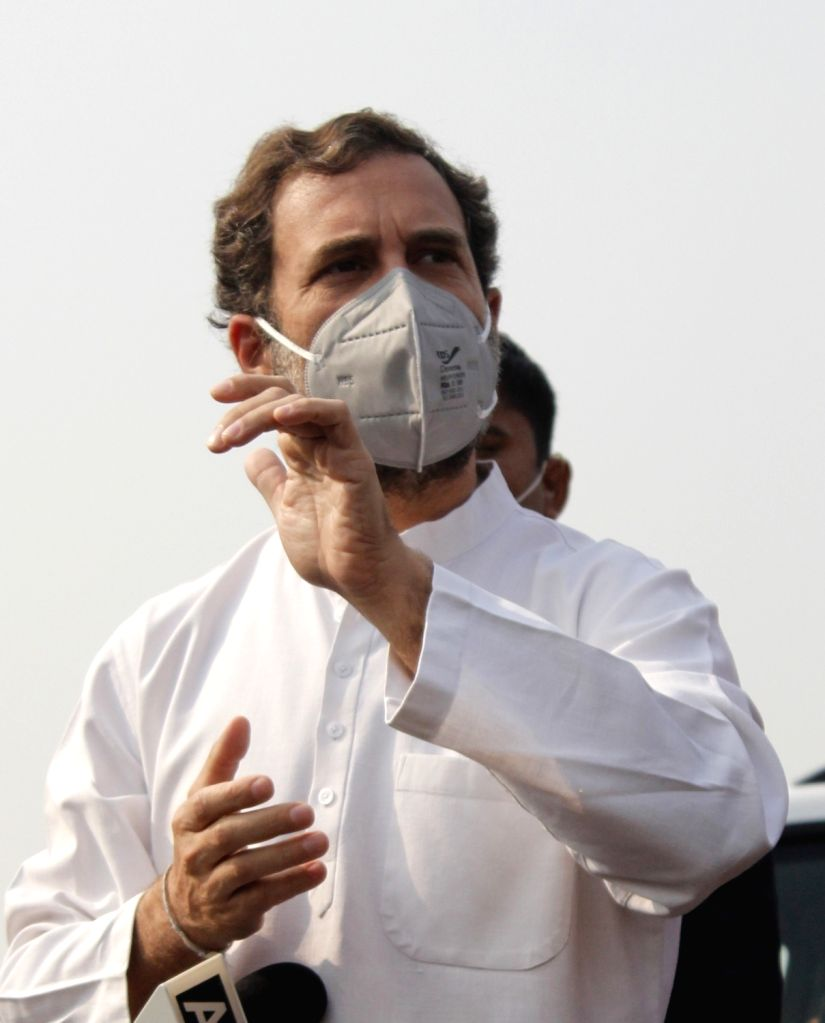 Those without access to internet have right to life: Rahul.
