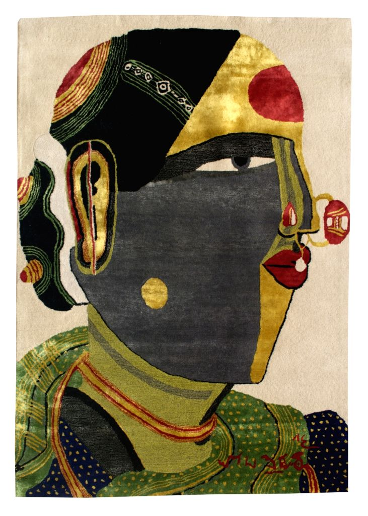 : Thota Vaikuntam Woman. (Photo Source: Art and Soul gallery).