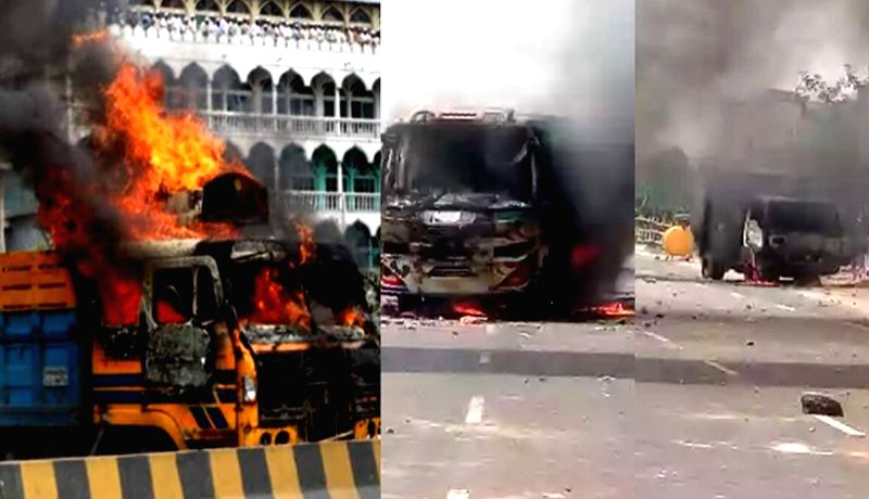 Threat ofbloodshed and communal attack on Modi's presence 'denied by the top of home ministry