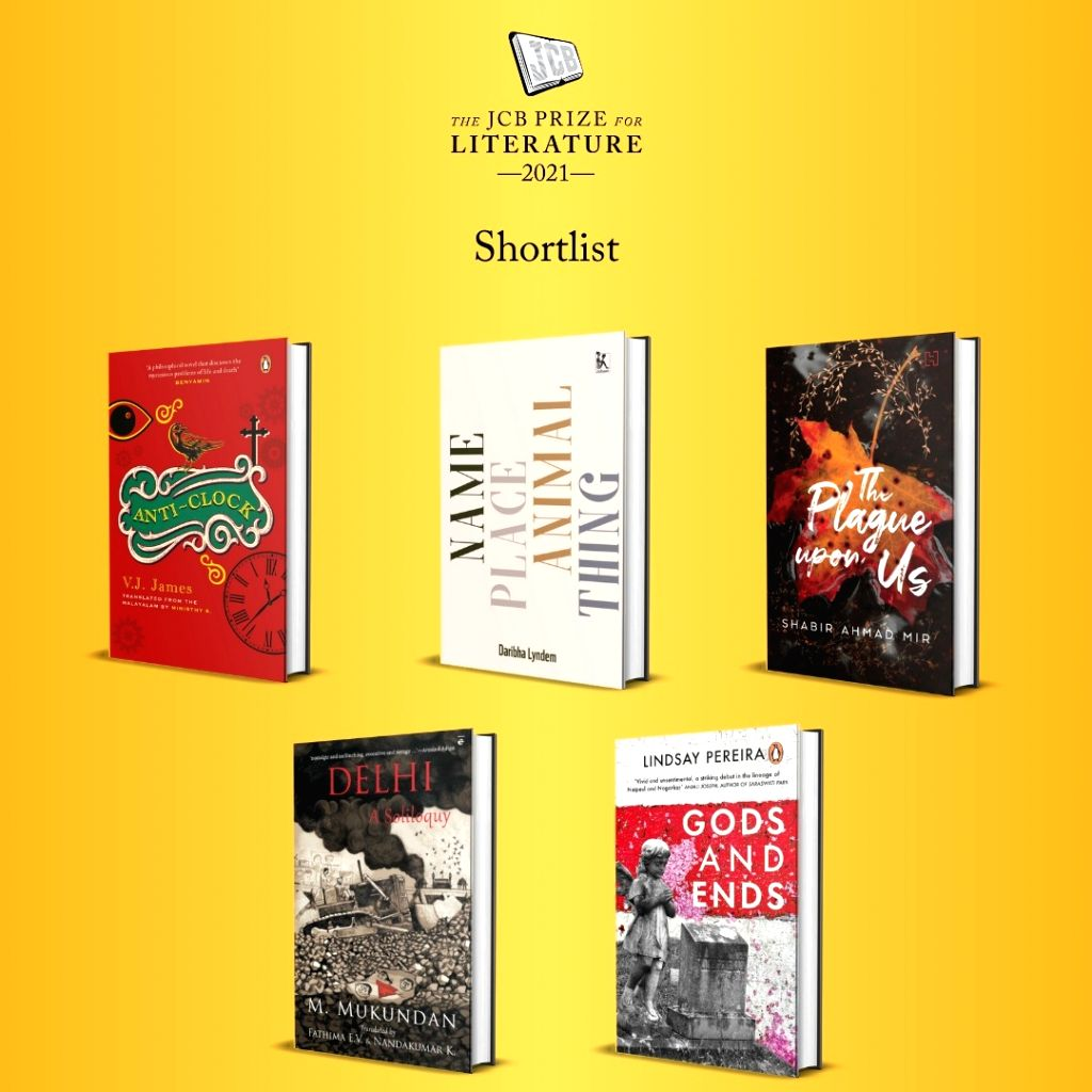 Three debut authors, two Malayalam translations in JCB Awards shortlist