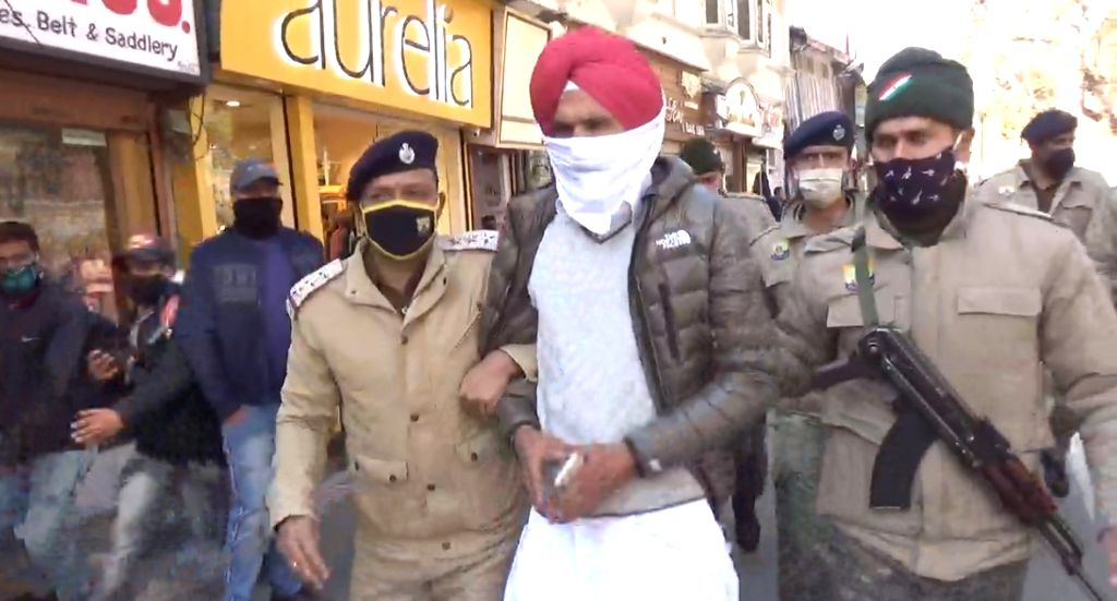 Three farmers from Punjab arrested in Shimla
