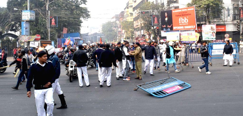Three killed in Trinamool-BJP clash in Bengal. (Photo:IANS)