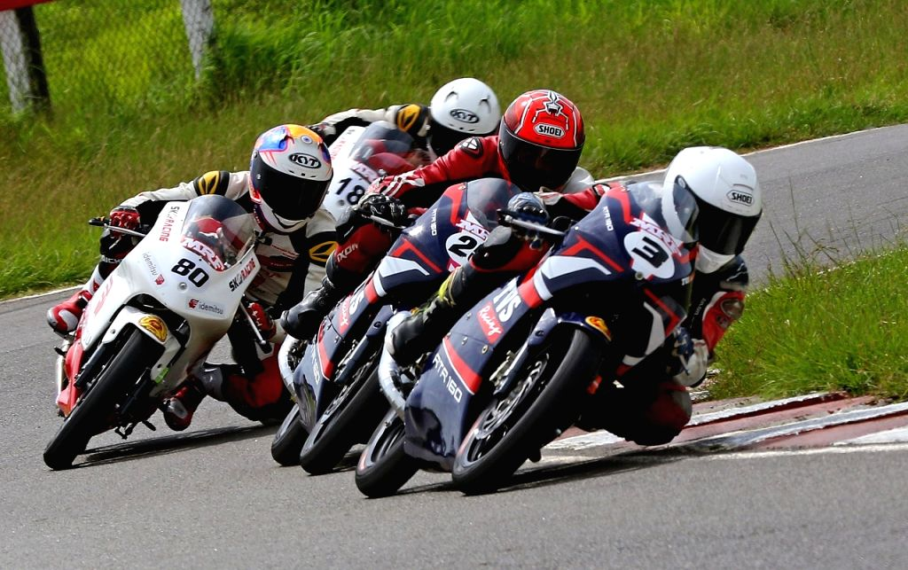 Thrilling action on the cards in MMSC-FMSCI Indian National Motorcycle Racing.