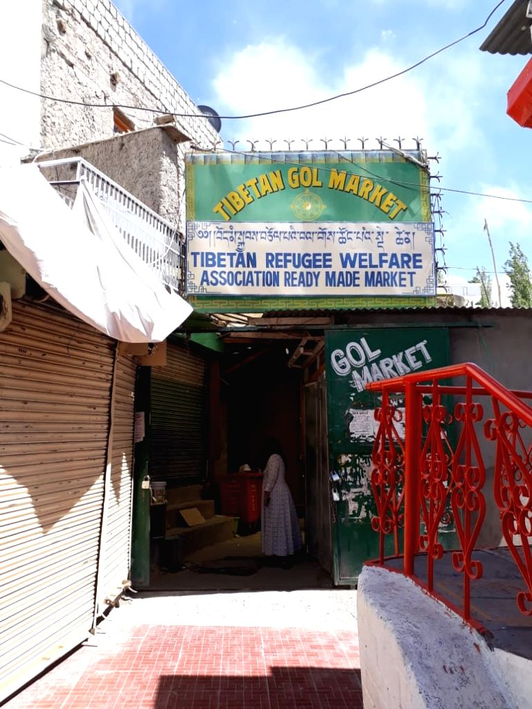 Tibetan refugees in Ladakh come out in support of India (Spl Ground Report From Leh).
