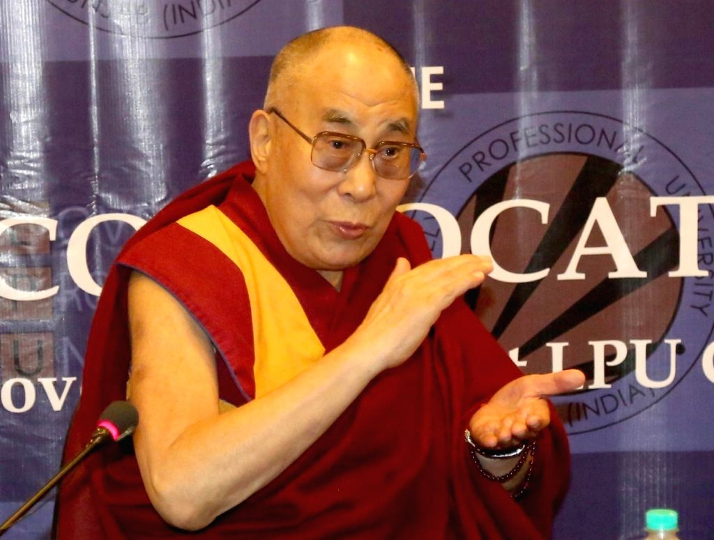 Tibetan Spiritual leader Dalai Lama. (File Photo: IANS)