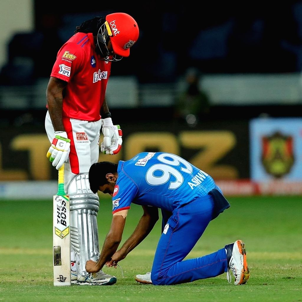 Tie both his feet together before bowling to him: Ashwin on Gayle