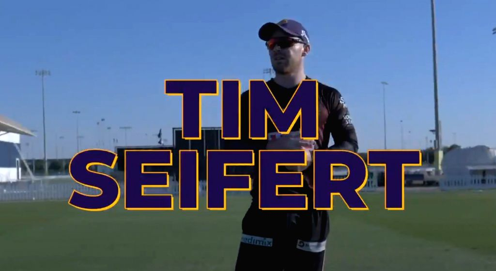 Tim Seifert.