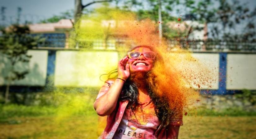Tips and tricks to protect your skin and hair this Holi.(photo:ianslife)