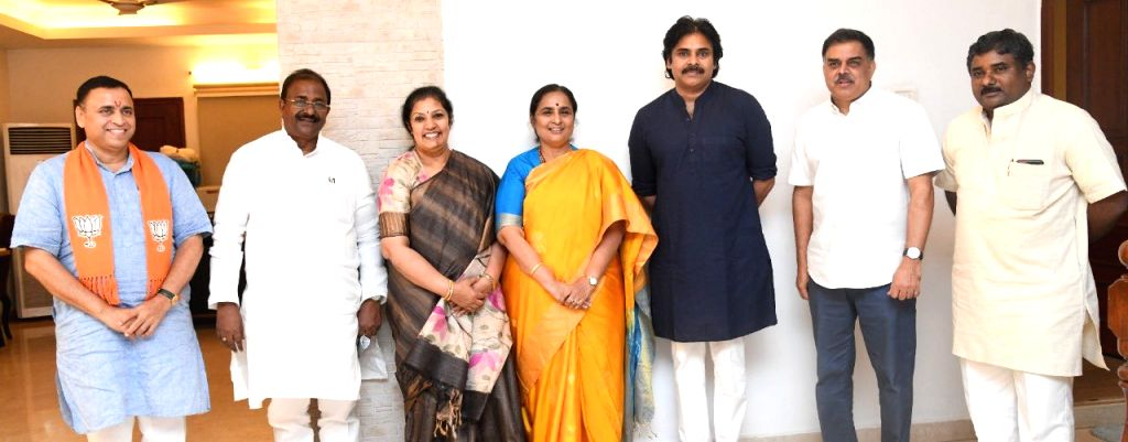 Tirupati LS bypoll: BJP, YSRCP candidates to file nominations