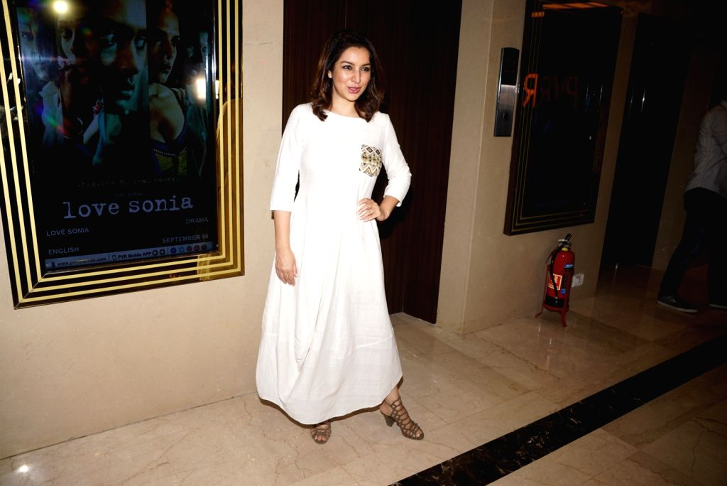 Tisca Chopra. (Photo: IANS) - Tisca Chopra
