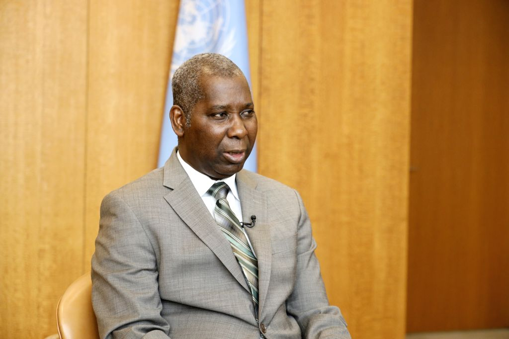 """TO GO WITH """"Interview: UNGA president says education key to 2030 agenda, praises China's education success"""