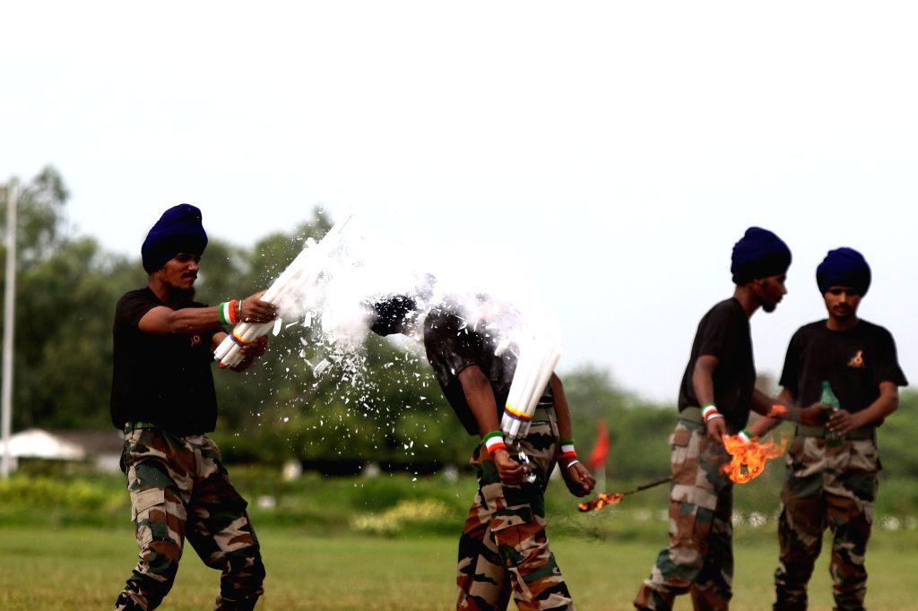 To strengthen the Special Operations Group with improved training and equipping skills, the Punjab government has appointed Brig (retired) Gautam Ganguly as Security Advisor (Training and Operations) in the rank of a Deputy Inspector General for thre