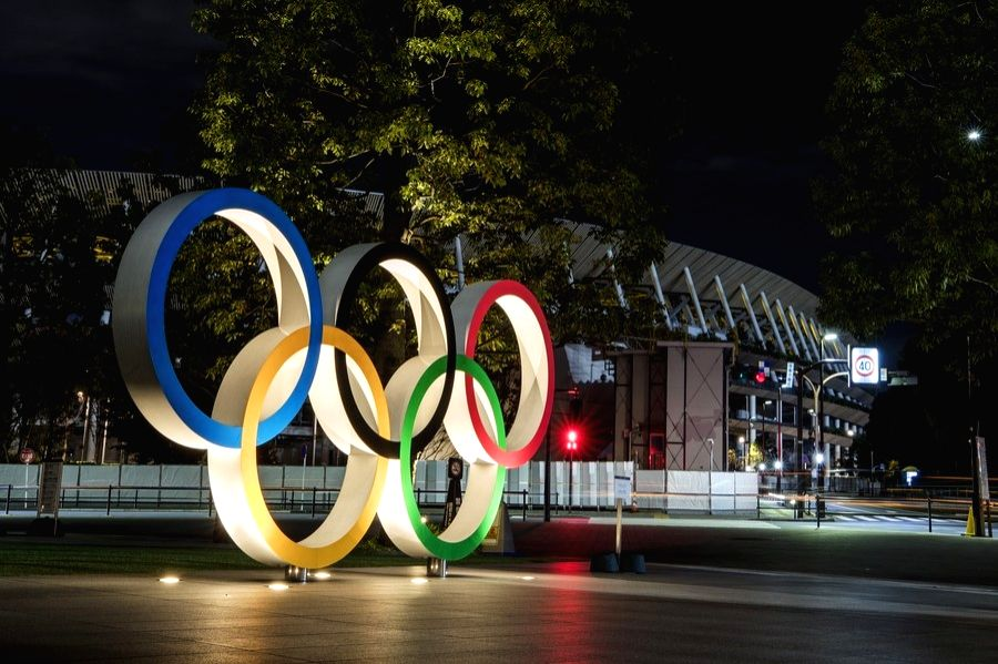 Together' may be added to Olympic motto Faster, Higher, Stronger ( credit : Xinhua)