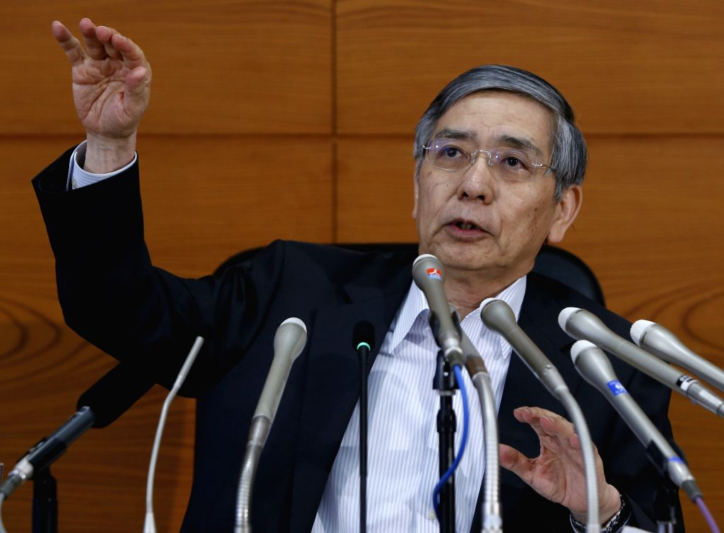 Tokyo, April 27 (IANS) The Bank of Japan (BoJ) on Monday decided to ease its monetary policy by expanding its government and corporate bond purchase programs to soften the economic impact from the coronavirus pandemic.
