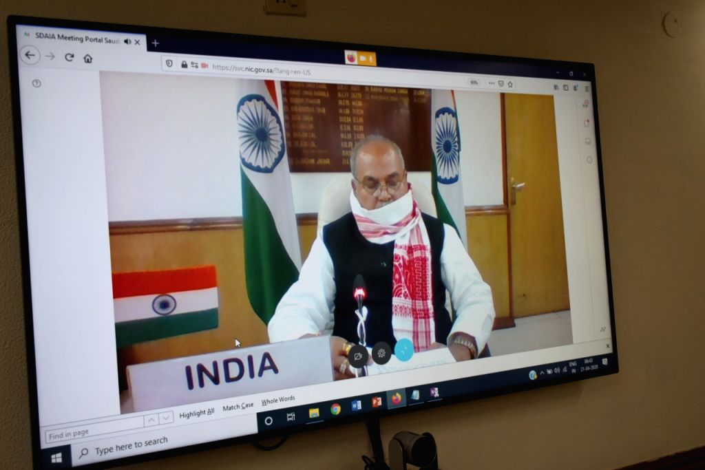 Tomar joins G-20 Agri Ministers' virtual meet on Covid-19