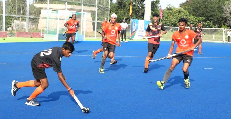 Top Academies start with big wins in sub-junior national hockey