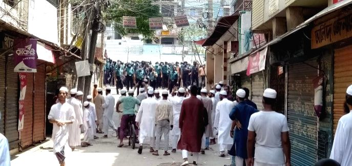 Top militant leader of Bangladesh Mamunul arrested.