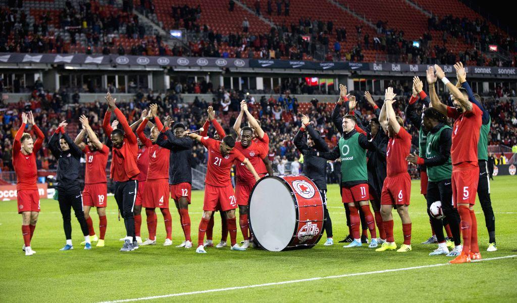 CANADA-TORONTO-SOCCER-CONCACAF NATIONS LEAGUE-CAN VS USA