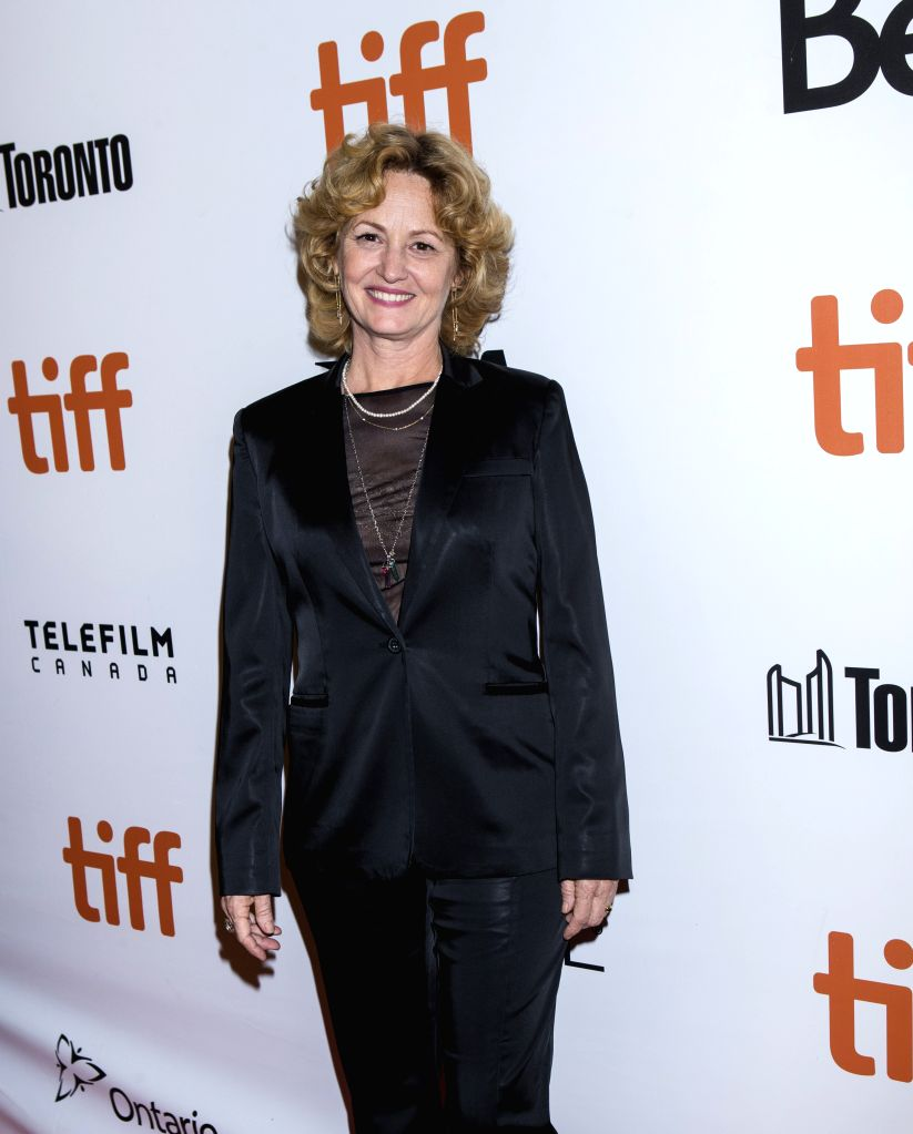 """TORONTO, Sept. 10, 2016 - Actress Melissa Leo poses for photos before the world premiere of the film """"Snowden"""" at Roy Thomson Hall during the 41st Toronto International Film Festival in ... - Melissa Leo"""