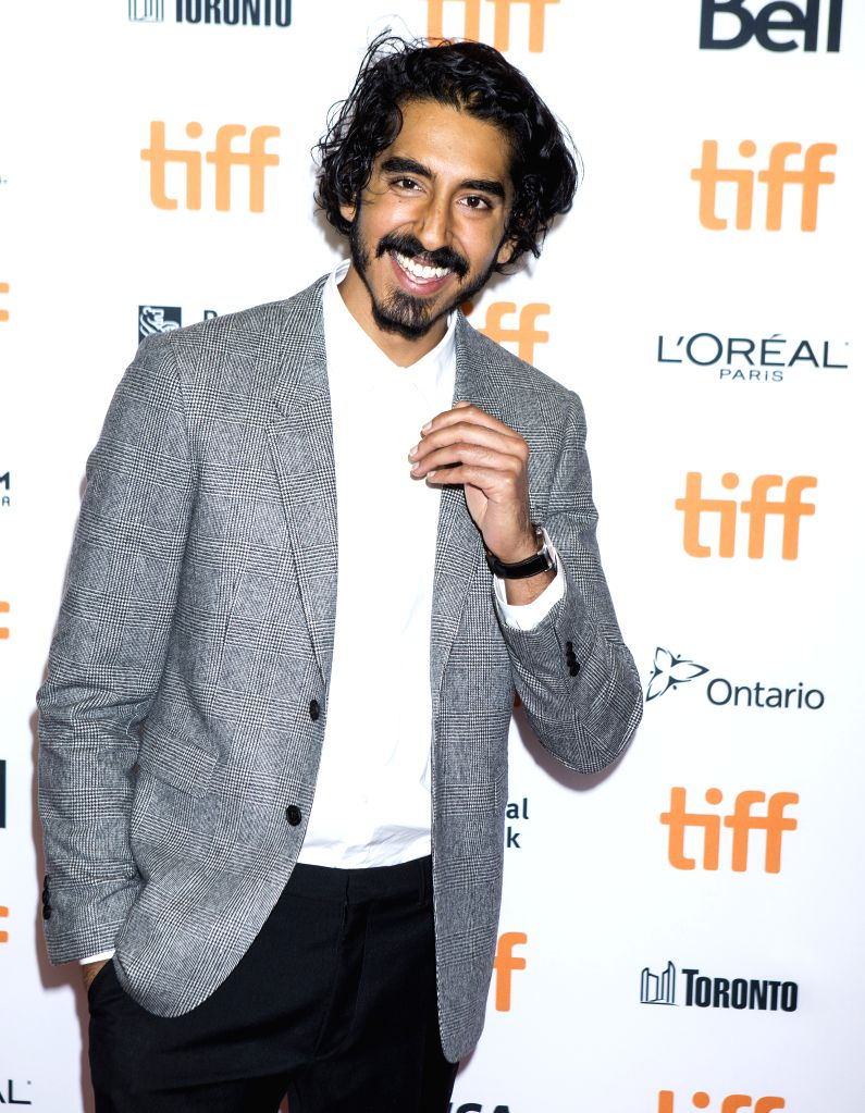 """TORONTO, Sept. 11, 2016 - Actor Dev Patel poses for photos before the world premiere of the film """"Lion"""" at Princess of Wales Theatre during the 41st Toronto International Film Festival in ... - Dev Patel"""
