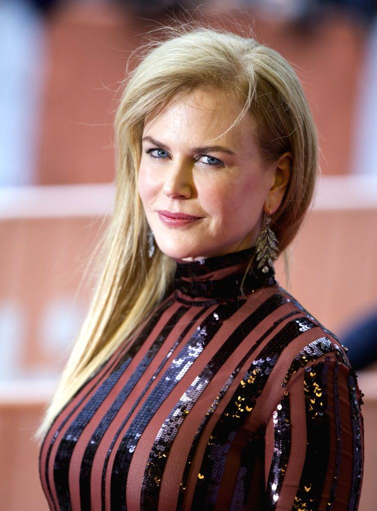 """TORONTO, Sept. 11, 2016 - Actress Nicole Kidman poses for photos before the world premiere of the film """"Lion"""" at Princess of Wales Theatre during the 41st Toronto International Film ... - Nicole Kidman"""