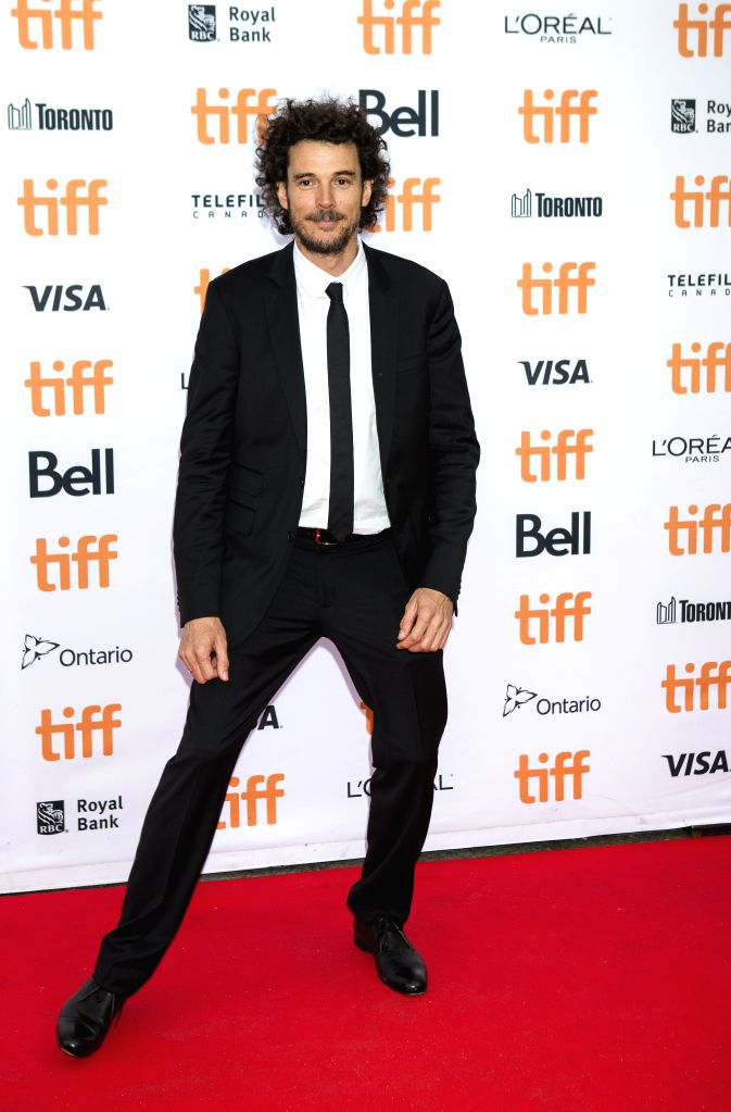 """TORONTO, Sept. 11, 2016 - Director Garth Davis poses for photos before the world premiere of the film """"Lion"""" at Princess of Wales Theatre during the 41st Toronto International Film Festival ..."""