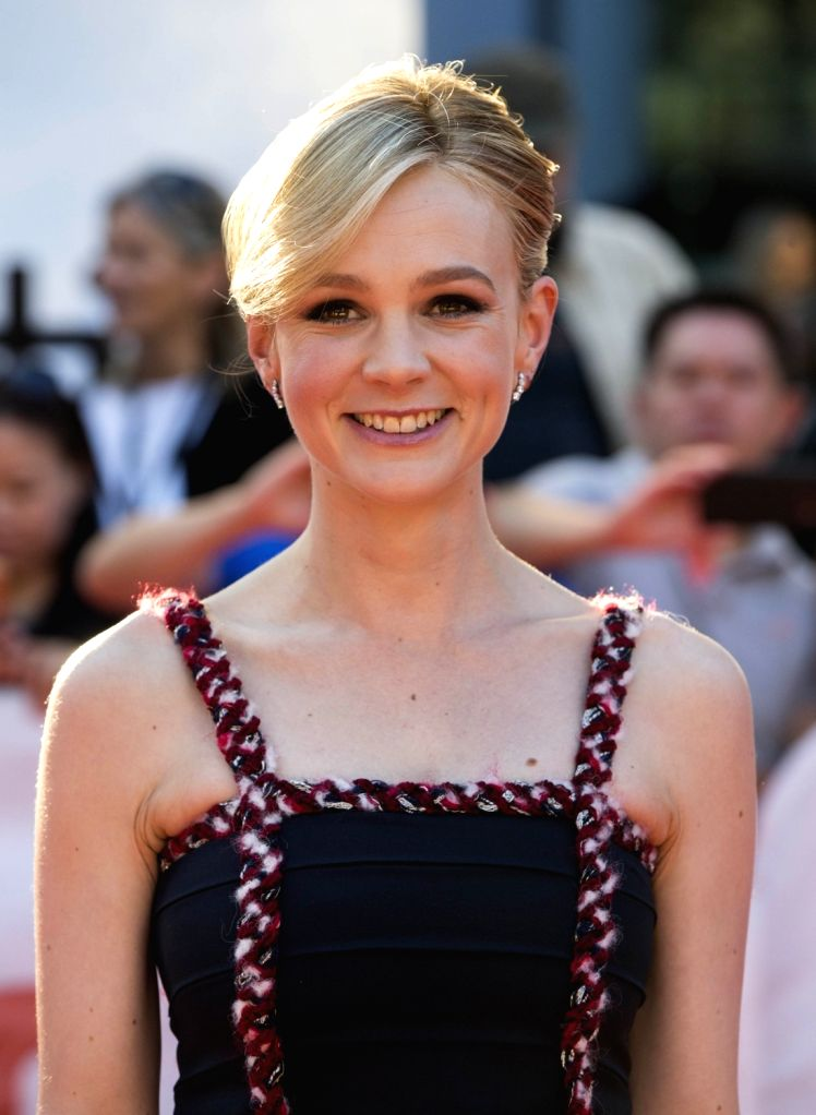 "TORONTO, Sept. 13, 2017 - Actress Carey Mulligan poses for photographs at the international premiere of the film ""Mudbound"" at Roy Thomson Hall during the 2017 Toronto International Film ... - Carey Mulligan"