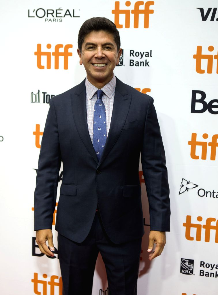 "TORONTO, Sept. 14, 2019 - Actor Alex Castillo poses for photos before the international premiere of the film ""Clemency"" at Roy Thomson Hall during the 2019 Toronto International Film ... - Alex Castillo"