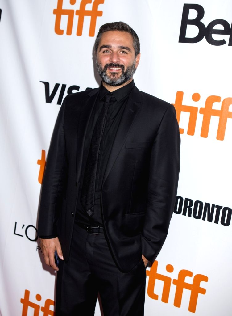 "TORONTO, Sept. 17, 2017 - Director Olivier Nakache attends the world premiere of the film ""C'est la vie!"" at Roy Thomson Hall during the 2017 Toronto International Film Festival in Toronto, ..."